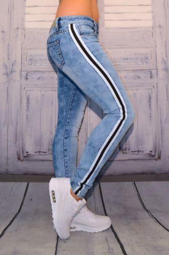 New  Designer Mens Super Stretch Skinny Jeans Northern Garms BEVIN BLACK £40...